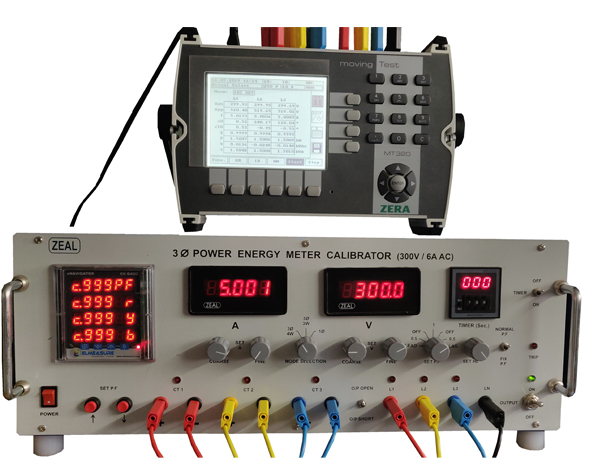 Electro Technical Calibration