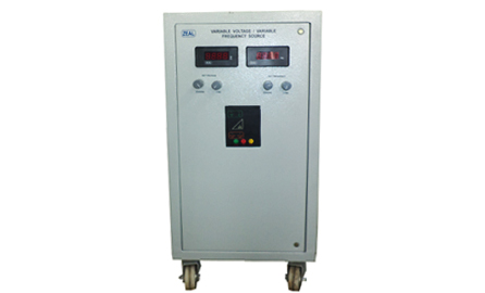 Variable Voltage Variable Frequency Source